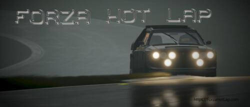 Forza Hot Lap
